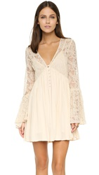 Free People With Love From India Dress Tea