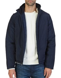 Nautica Two In One Convertible Jacket Navy