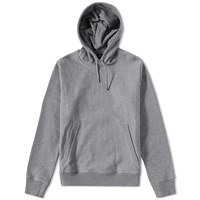 Paul Smith Basic Popover Hoody Grey