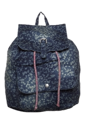 S.Oliver Rucksack Blue Denim Stretch Dark Blue