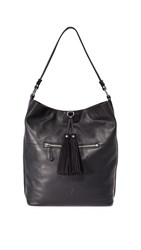 Frye Clara Hobo Bag Black