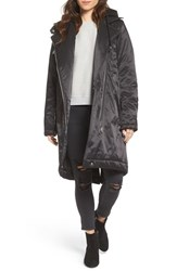 Cheap Monday Women's Profile Satin Parka