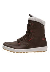 Lowa Melrose Gtx Mid Winter Boots Braun Rot Brown