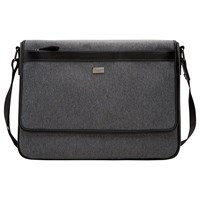 Ted Baker Nano Nylon Messenger Grey