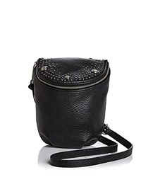 Etienne Aigner Moda Feed Bag Crossbody Black