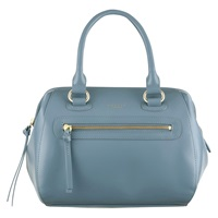 Radley Whitechapel Leather Grab Bag Blue