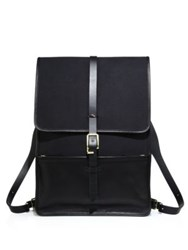 Miansai Canvas Backpack Navy Blue Black