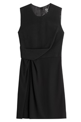 Mcq By Alexander Mcqueen Mcq Alexander Mcqueen Draped Dress Black