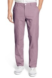 Bonobos Slim Fit Washed Chinos Pink