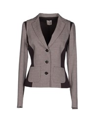 Toy G. Suits And Jackets Blazers Women Khaki