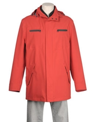 Schneiders Mid Length Jackets Coral