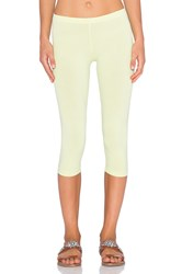 Bobi Cotton Lycra Legging Green