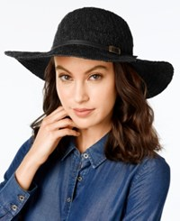 Inc International Concepts Packable Floppy Hat Only At Macy's Black