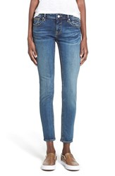 Women's Vigoss Ankle Skinny Jeans Medium Wash