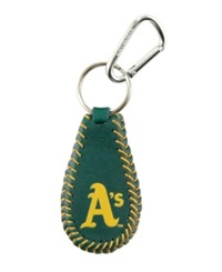 Game Wear Oakland Athletics Team Color Keychain