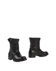 O Jour Ankle Boots Black