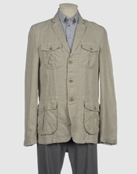 Ermanno Scervino Scervino Street Blazers Light Grey