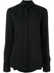Chalayan Concealed Pocket Shirt Black