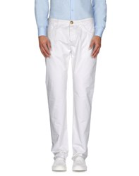Massimo Rebecchi Trousers Casual Trousers Men White