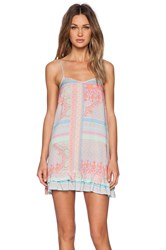 Minkpink Broken Sun Night Gown Pink