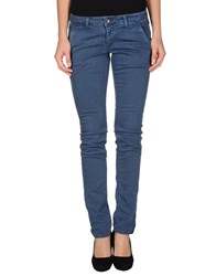 Unlimited Denim Denim Trousers Women Slate Blue