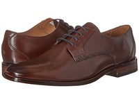 Bostonian Narrate Vibe Chestnut Leather Men's Shoes Brown