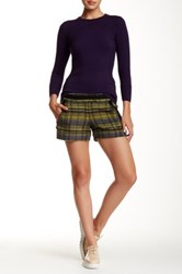 L.A.M.B. Plaid Short Multi