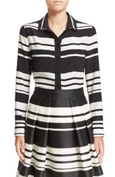 Women's Kate Spade New York Stripe Silk Shirt