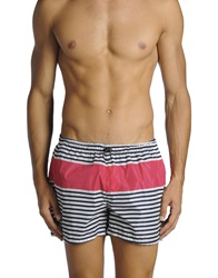 Acne Studios Swimming Trunks Dark Blue