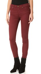 Superfine Fine By Liberty Jeans Garnet