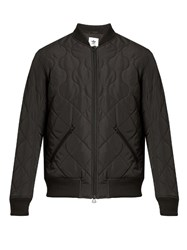 Adidas Originals By Wings Horns Insulated Water Resistant Bomber Jacket Black