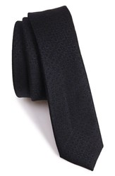 The Kooples Men's Baroque Jacquard Silk Skinny Tie