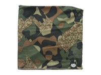 686 Roller Race Gaiter Hunter Cubist Camo Knit Hats Brown