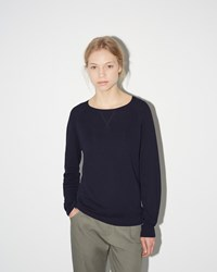 A.P.C. Sweat Steffie Navy