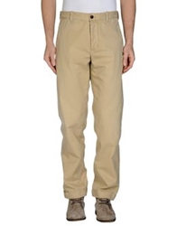 Blauer Casual Pants Beige