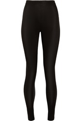 Theory Terza Stretch Jersey Leggings Black