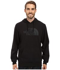 The North Face Half Dome Hoodie Tnf Black Asphalt Grey Men's Long Sleeve Pullover