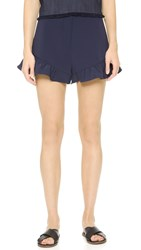 Elizabeth And James Kirsten Shorts Admiral Navy