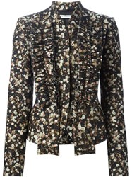 Givenchy Ruffled Blazer