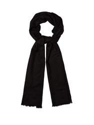 Paul Smith Cashmere Scarf Black