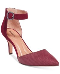 Styleandco. Style Co. Wyild Pumps Only At Macy's Women's Shoes Raisin