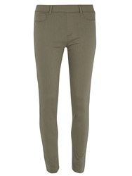 Dorothy Perkins Eden Ultra Soft Jeggings Green