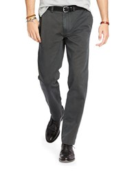 Polo Ralph Lauren Classic Fit Low Rise Chino Pants Black