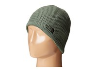 The North Face Wicked Beanie Duck Green Beanies