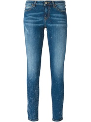 Vivienne Westwood Anglomania Skinny Jeans Blue