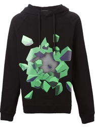 Christopher Kane Trompe L' Il Sweatshirt Black