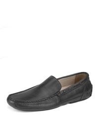 Andrew Marc New York Andrew Marc Empire Leather Loafer Black