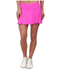 Mpg Sport Smash Flamenco Pink Women's Skort Purple