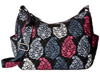 Vera Bradley On The Go Northern Lights Cross Body Handbags White