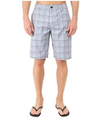 O'neill Exec Hybrid Short Steel Men's Swimwear Silver
